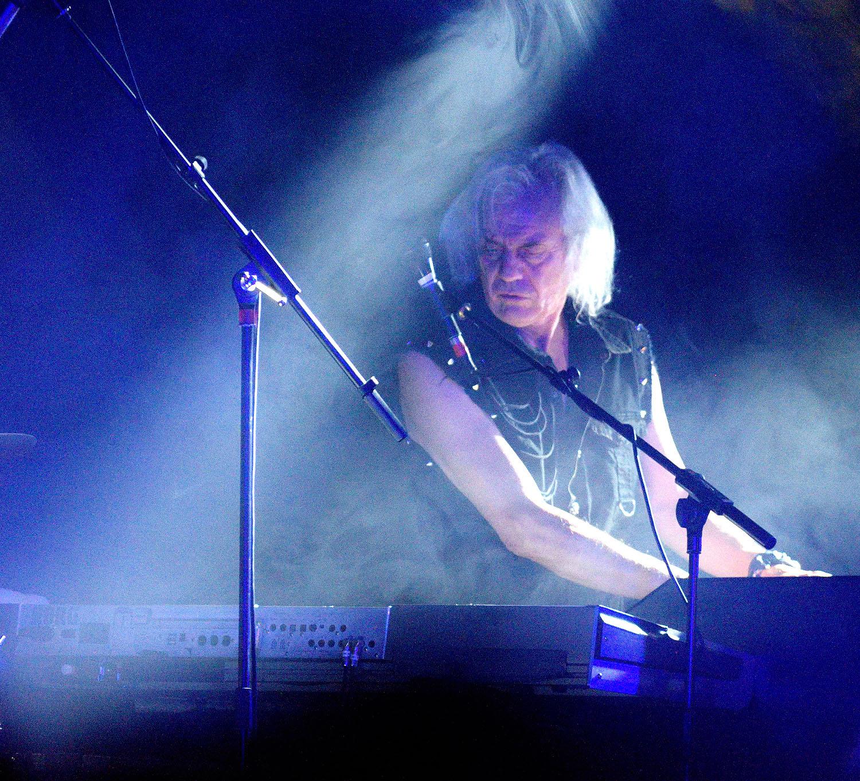 Phil Lanzon - Uriah Heep
