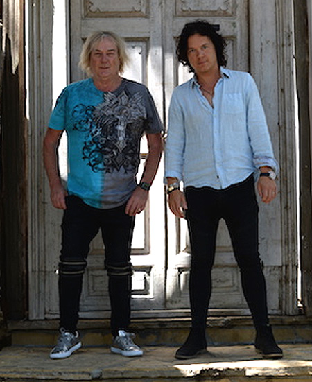 Geoff Downes and Chris Braide