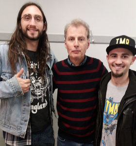 Balkun Brothers with Pete Feenstra