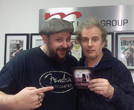 Big Boy Bloater and Pete Feenstra