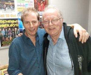 Pete Feenstra and Chris Hewitt