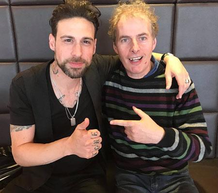 Dan Patlansky and Pete Feenstra