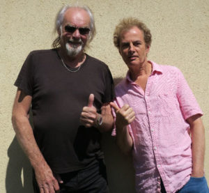 Ken Barrett and Pete Feenstra