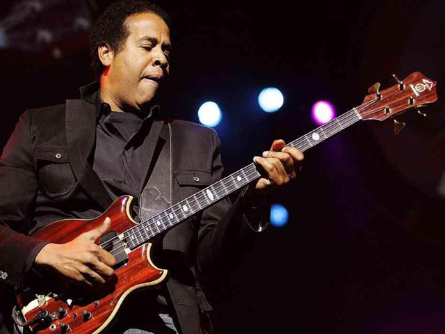 News: STANLEY CLARKE - UK Tour and Radio interview (July