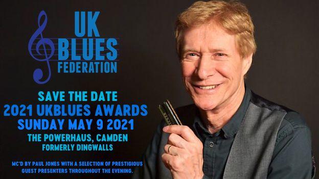UK Blues Awards 2021